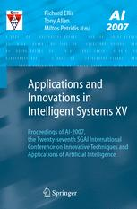 Applications and Innovations in Intelligent Systems XV