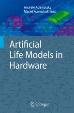 Artificial Life Models in Hardware