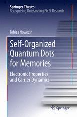 Self-Organized Quantum Dots for Memories