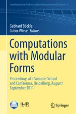 Computations with Modular Forms