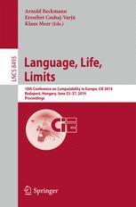 Language, Life, Limits