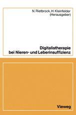 Digitalistherapie bei Nieren- und Leberinsuffizienz