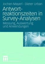 Antwortreaktionszeiten in Survey-Analysen