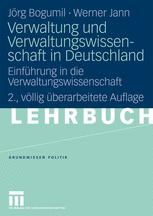 Verwaltung und Verwaltungswissenschaft in Deutschland