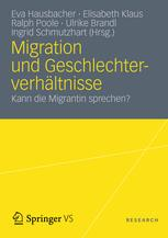 Migration und Geschlechterverhältnisse
