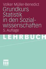 Grundkurs Statistik in den Sozialwissenschaften