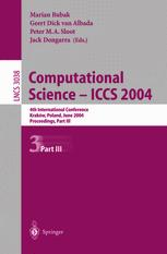 Computational Science - ICCS 2004
