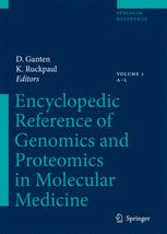 Encyclopedic Reference of Genomics and Proteomics in Molecular Medicine