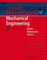 Springer Handbook of Mechanical Engineering