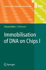 Immobilisation of DNA on Chips I