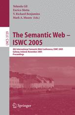 The Semantic Web – ISWC 2005