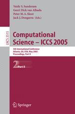Computational Science – ICCS 2005