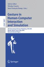 Gesture in Human-Computer Interaction and Simulation