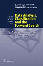 Data Analysis, Classification and the Forward Search