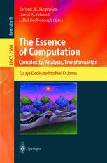 The Essence of Computation