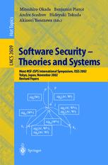 Software Security — Theories and Systems
