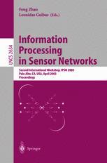 Information Processing in Sensor Networks
