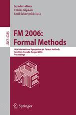 FM 2006: Formal Methods