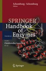 Springer Handbook of Enzymes