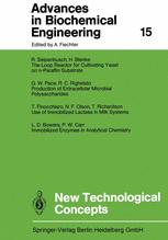 Advances in Biochemical Engineering, Volume 15