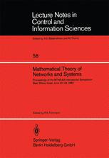 Mathematical Theory of Networks and Systems