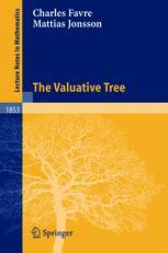 The Valuative Tree