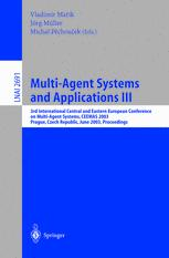 Multi-Agent Systems and Applications III