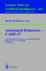 Automated Deduction - CADE-17
