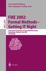 FME 2002:Formal Methods—Getting IT Right