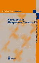 New Aspects in Phosphorus Chemistry I