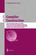 Compiler Construction