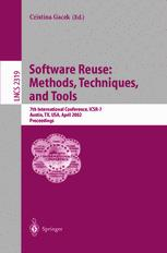 Software Reuse: Methods, Techniques, and Tools