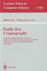 Public Key Cryptography