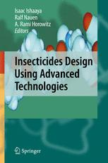 Insecticides Design Using Advanced Technologies
