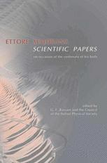 Ettore Majorana Scientific Papers
