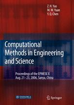 Computational Methods in Engineering & Science