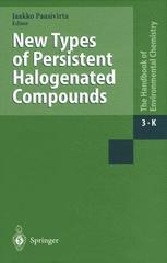 Volume 3 Anthropogenic Compounds Part K