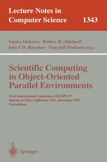 Scientific Computing in Object-Oriented Parallel Environments