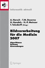 Bildverarbeitung für die Medizin 2007