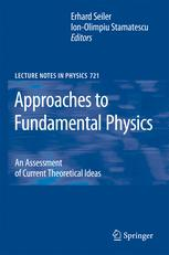Approaches to Fundamental Physics