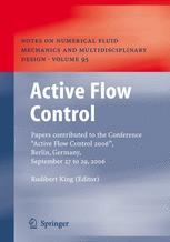 Active Flow Control