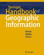 Springer Handbook of Geographic Information