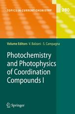 Photochemistry and Photophysics of Coordination Compounds I