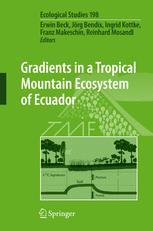 Gradients in a Tropical Mountain Ecosystem of Ecuador