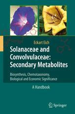 Solanaceae and Convolvulaceae: Secondary Metabolites