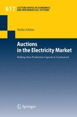 Auctions in the Electricity Market