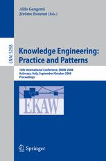 Knowledge Engineering: Practice and Patterns