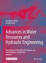 Advances in Water Resources and Hydraulic Engineering
