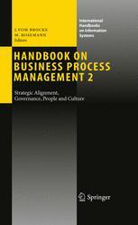 Handbook on Business Process Management 2