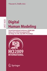 Digital Human Modeling